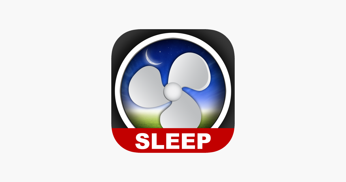 Bed Time Fan White Noise Sound on the App Store