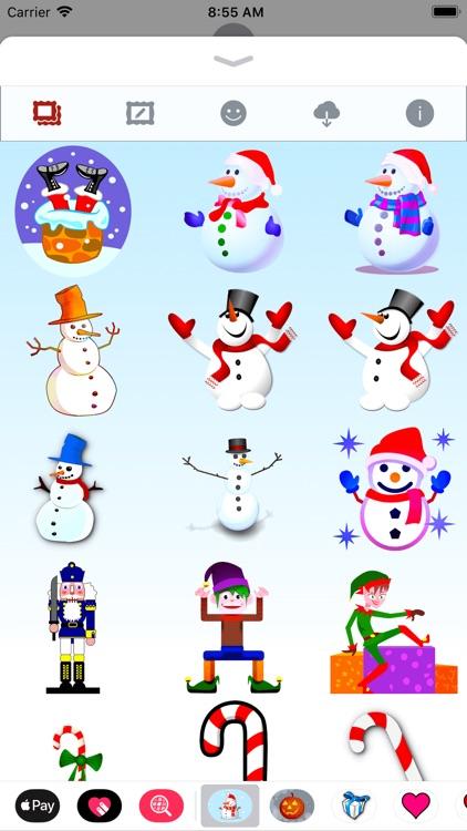 Merry Christmas • Stickers screenshot-3