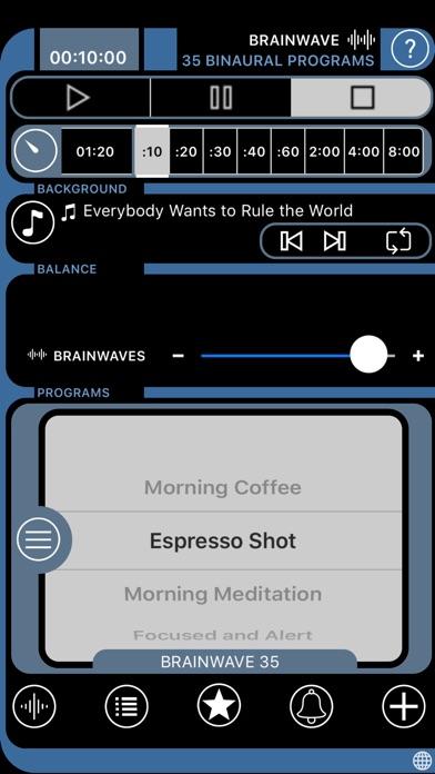 BrainWave: 35 Binaural Series™ app image