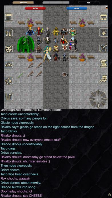 Wyvern screenshot three