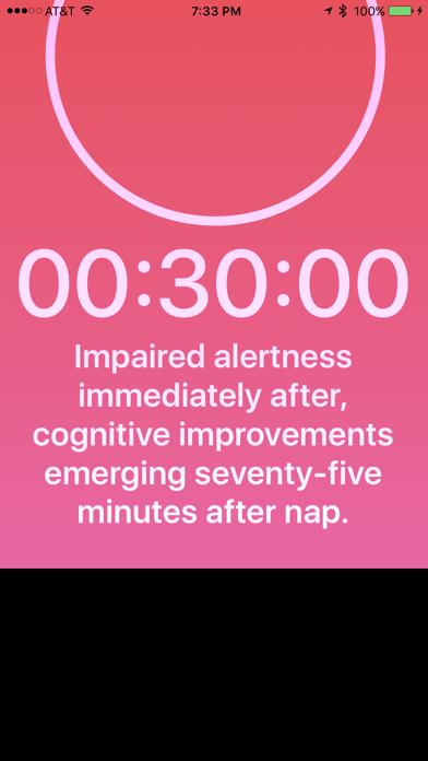 Power Nap with Health Syncのおすすめ画像2