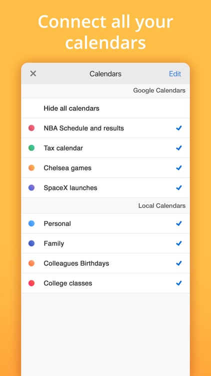 Calendars 5 by Readdle screenshot-7