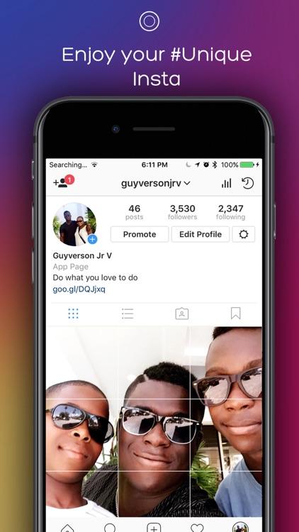 SplitPic - Split Pics in Grids For Social Posts screenshot-3