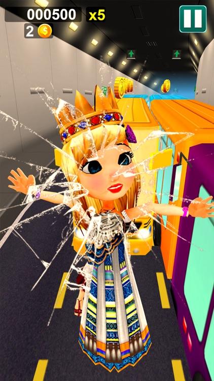 Endless Runner Princess Rush screenshot-3