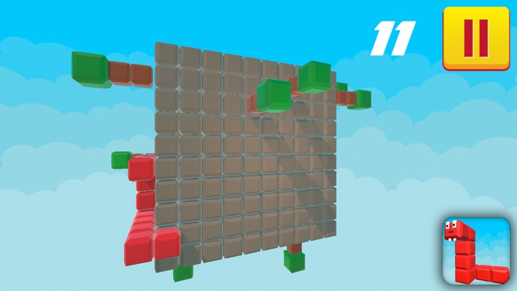 Snake 3D Classic Remake