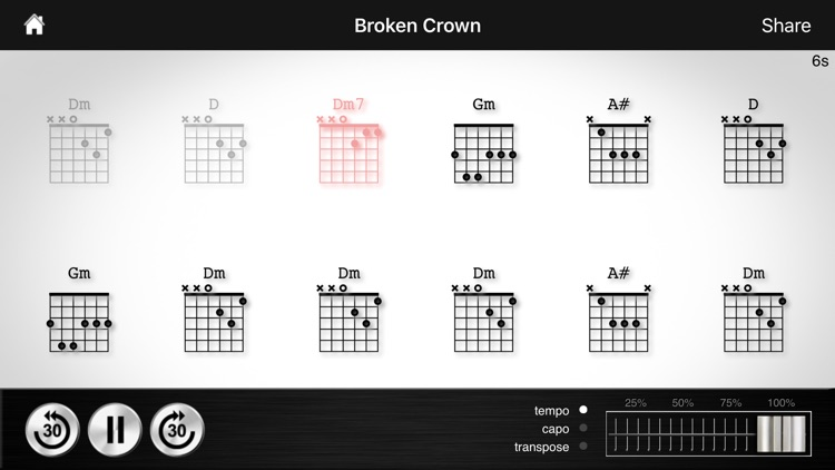 Ukulele Chord Detector By Martian Storm Ltd