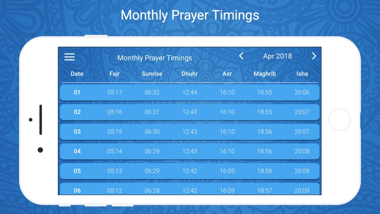 Ramadan Times 2018 PRO screenshot-5