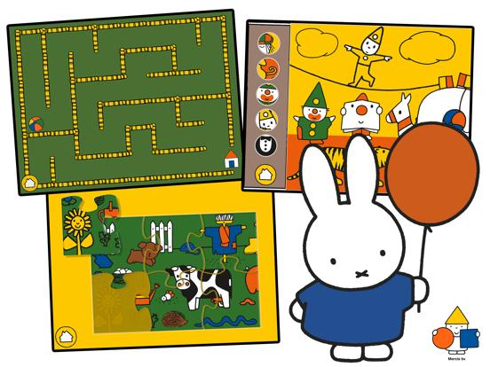 Miffy Games - Premiumのおすすめ画像2