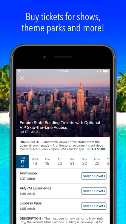 Orbitz Hotels & Flights screenshot-7