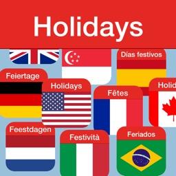 Holidays 2017 edition