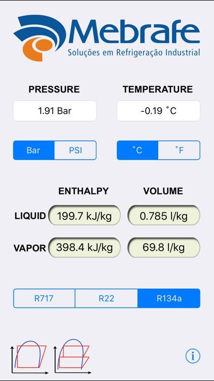 Refrigerant Calculator screenshot-4
