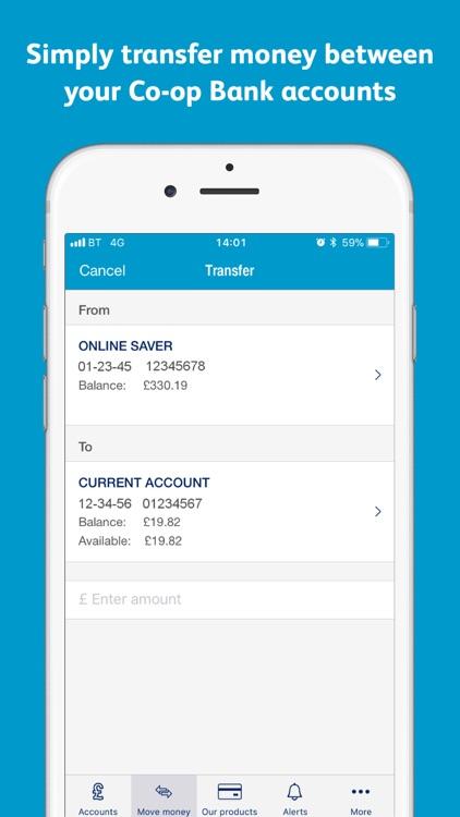 The Co-operative Bank screenshot-4