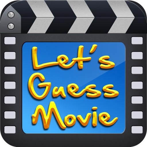 Let´s Guess Movie ™ reveal what is the movies from picture word quiz game