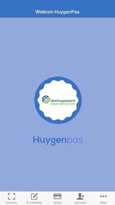 点击获取Huygenpas Zakelijk
