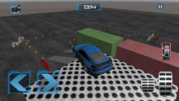 Hard Car Drive Parking 4