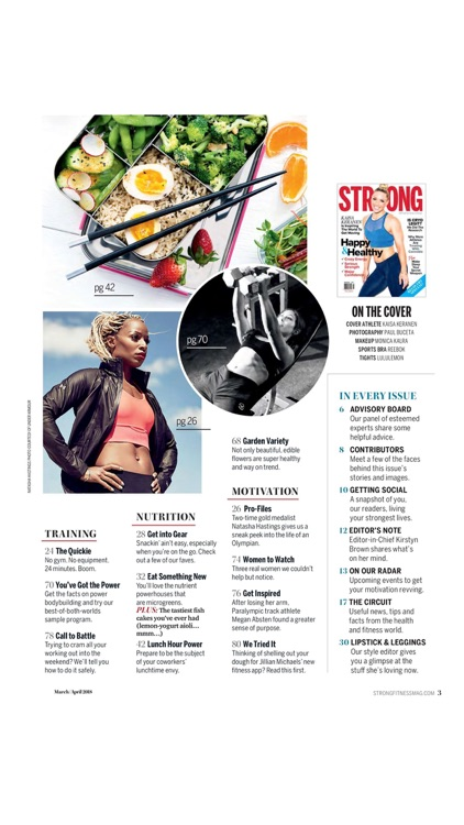 Strong Fitness Magazine