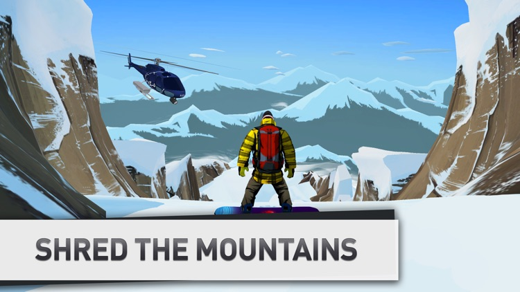 Snowboarding The Fourth Phase screenshot-4