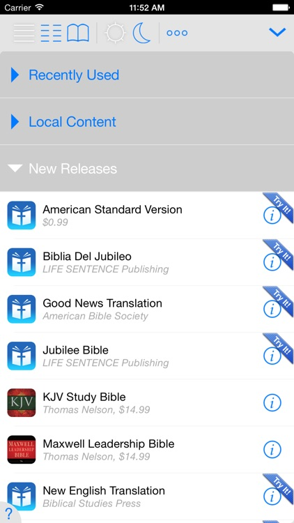 Message Bible screenshot-3