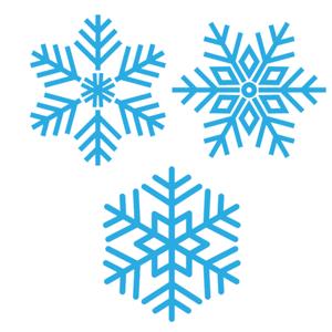 Winter is Coming - Snowflakes app