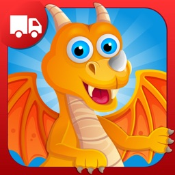 Dragons Activity Center Puzzle Game For Kids