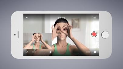 フェイシャル ヨガ -  毎日 フェイスリフト 演習のスクリーンショット3