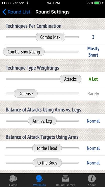 Fight Trainer screenshot-3