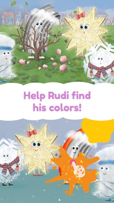 Rudi Rainbow – Children's Book app image
