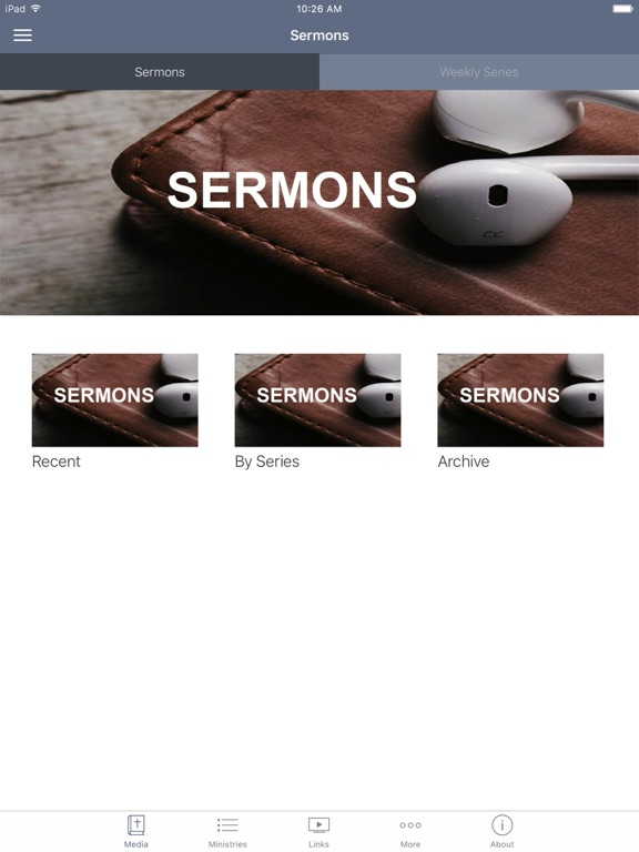 Way of Grace Bible Church screenshot 4