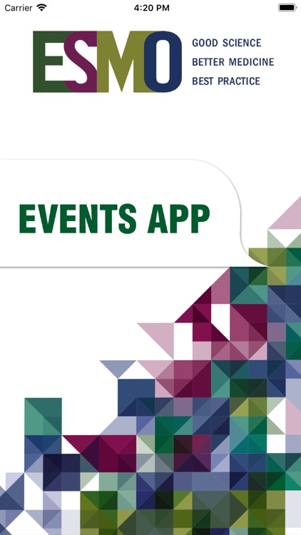 ESMO Events App screenshot-0