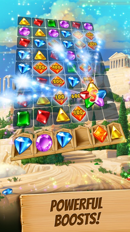 Cascade Gem & Jewel Adventure