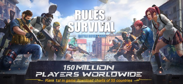 rules of survival ipad mini 1