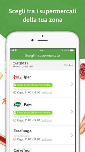 app supermercato24