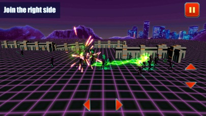 Sticky Man Epic Battle Fighter screenshot two