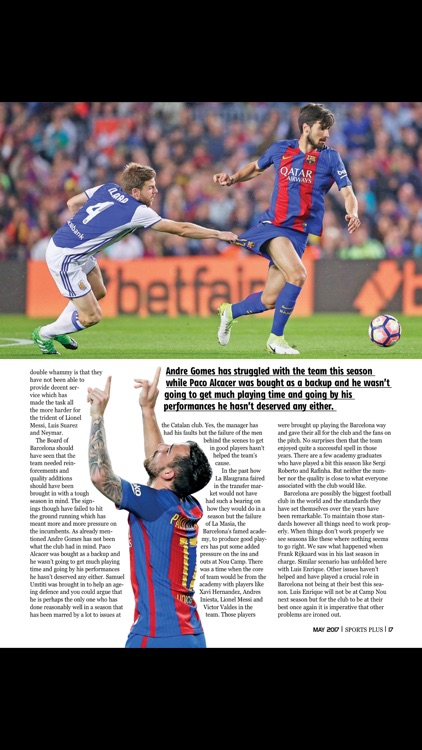 Sports Plus (magazine) screenshot-4