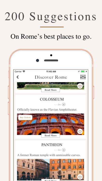 Discover Rome - travel guide