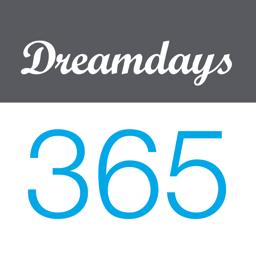 Ícone do app Dreamdays HD - Contagem regressiva para as datas mais importantes