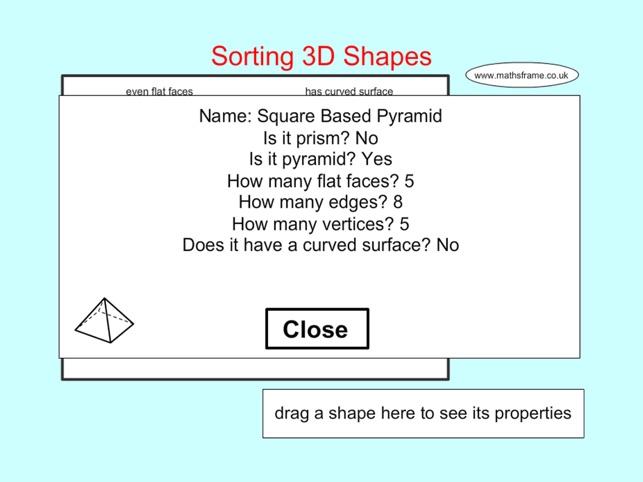 Sorting 3d Shapes Venn Diagram On The App Store