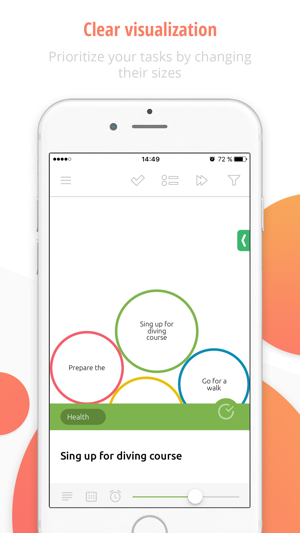 to round visual to do list on the app store