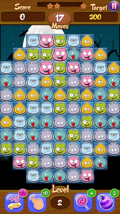 Lil Monsters Jam: Match 3 Puzzle Game screenshot-3