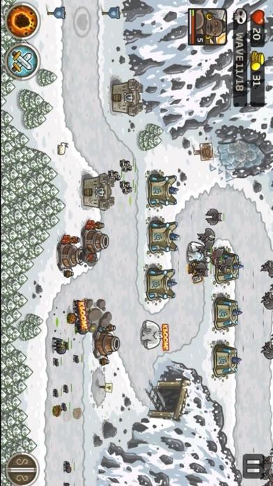 皇室塔防-單機TD塔防類遊戲屏幕截圖1