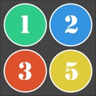 Tap Numbers Brain Trainer icon