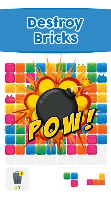 Tetrik: Color Block Puzzle screenshot 3