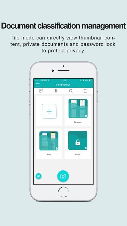 pdf scanner – Wordscanner pro screenshot-3