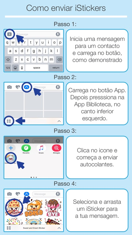 Sê Meu iSticker screenshot-4