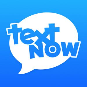 TextNow Social Networking app