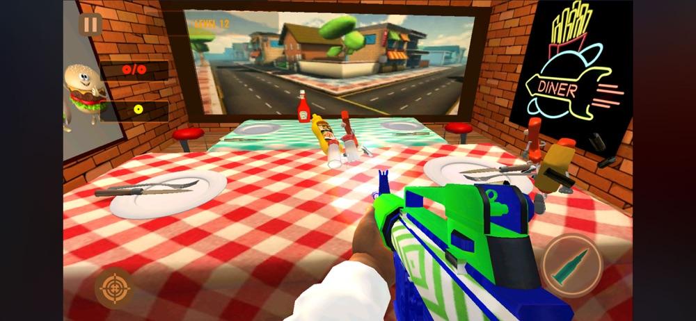 Run Sausage Shooter FPS Game Cheat Codes