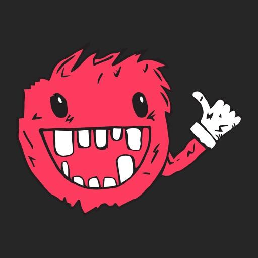Злые Лайки: Пошлая как ______.