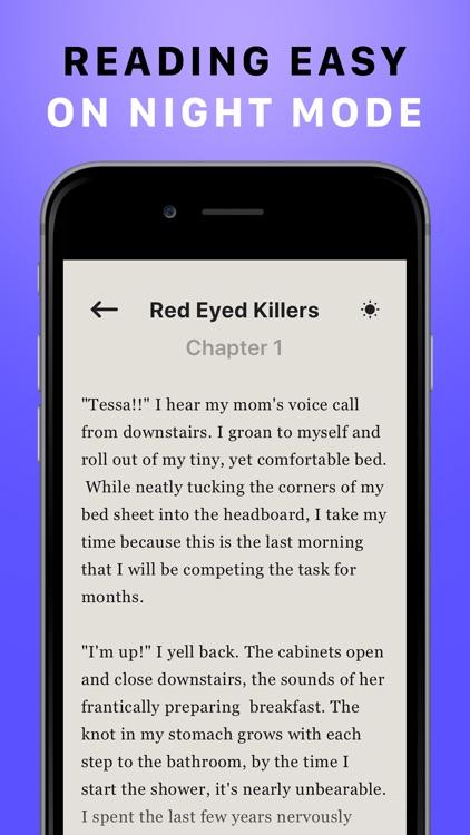 ANNIE96: Chat Stories App screenshot-3