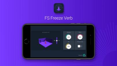 FS FreezeVerb screenshot one