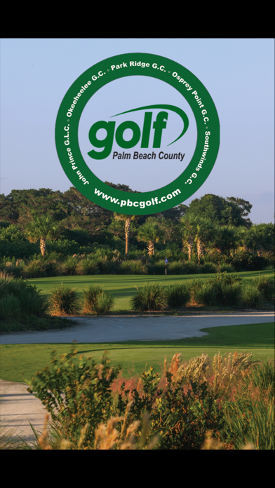 Palm Beach County Golf screenshot 1